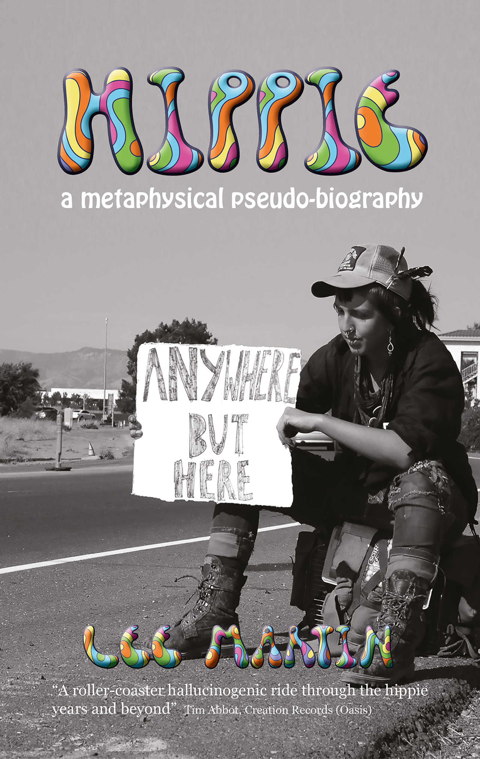 Hippie front cover